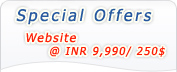 Website Designing Special offer